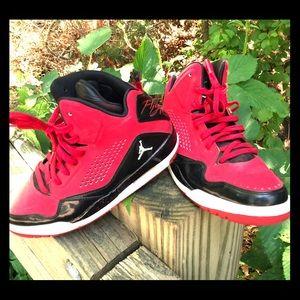 Jordan Shoes   Air Jordan Flight Red